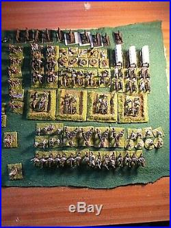 Big 15mm ACW Confederate Army about 300 figs. Painted& based for FIRE&FURY
