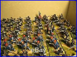 Big 15mm ACW Union Army about 300 figs. Painted& based for FIRE AND FURY