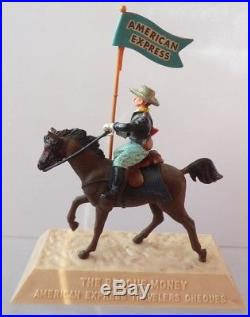 Britains Swoppets American Express Bank Advertising 1.32 Figure ACW Soldier Rare