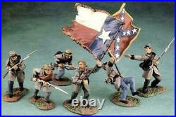 Britains toy soldiers Lone Star American Civil War Britain 17016