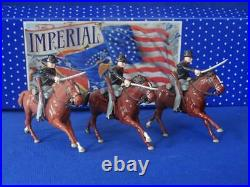 COAG-283 Union Cavalry Imperial ACW 54mm Metal with Box