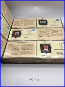 COMPLETE HISTORIC STAMPS OF AMERICA POSTAL COMMEMORATIVE SOCIETY 200 Rare Mint