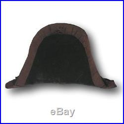 C. 1820's Authentic American Military Officer Bicorn Hat