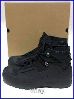 Converse x A-COLD-WALL ACW Chuck Taylor All Star Lugged High Top UK 7.5 Black