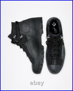 Converse x A-COLD-WALL All Black Boots Size 8 Confirmed Order