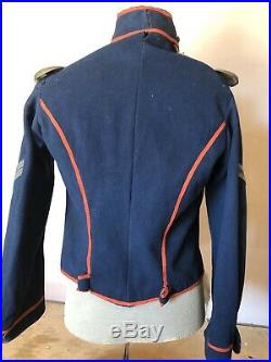 Corporal's U. S Artillery Shell Jacket American Civil War Auhentic and Original
