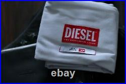 DIESEL REDTAG × A-COLD-WALL Overdyed Denim Overlay Holster ACW Crossbody Bag