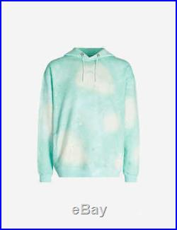 Daniel Arsham x A Cold Wall Hoodies Size Medium\M White Green Dye ACW RRP £310