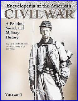 Encyclopedia of the American Civil War A Political, Social, and Military Histor