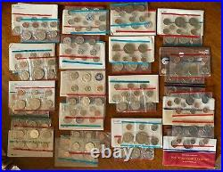 Estate Find Us Proof / Mint Set / Coin Collection, Silver Coins, Old Bills Lot