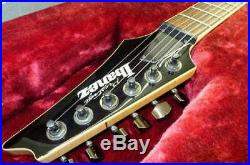 Excellent! Ibanez Prestige SV5470A-CW Electric Guitar Red withHardcase