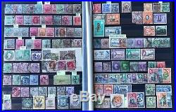 Extraordinary Worldwide Stamps Collection With Vintage & Very Valuable Specimens