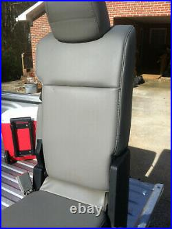 Ford F-150, F-250, F-350 & F-450 Jump Bench Seat Center Console with Storage & Cup