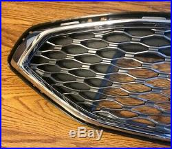 Ford Fusion Titanium Front Bumper Grille 2017-2018 OEM BRAND NEW