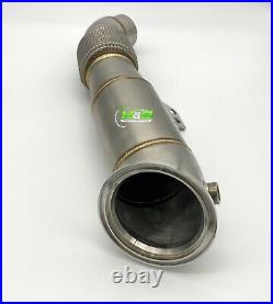 H&R Performance 2020 2021 Toyota GR Supra A90 A91 MKV 4.5 Catless Downpipe