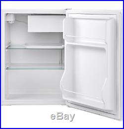 Haier 2.7 Cubic Feet Energy Star Compact Refrigerator, White HRC2731ACW