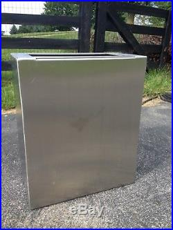 Hamilton ACW Stainless Steel Stand Car Wash Equipment