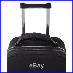 Jean Paul USA ACW-100 Alto Saxophone Case With Wheels And Adjustable Top Handle