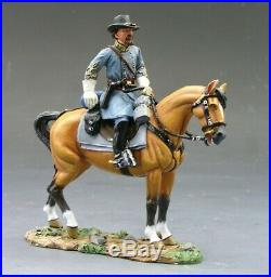 KING & COUNTRY American Civil War CW001 General Nathan Bedford Forrest (Mtd.)