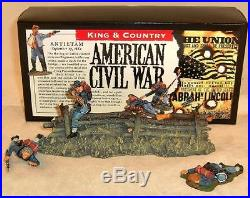 KING & COUNTRY CIVIL WAR UNION ACW06 CLIMBING THE FENCE acw6