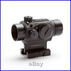 Leatherwood/HI-LUX Micro-Max B-Dot Gen2 Digital MM-2 Red Dot Sight with MM-2-ACW