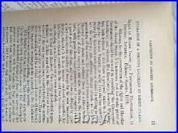 Loyalty and Devotion of Colored Americans-Abolitionism- Civil War-1st Ed. 1861