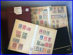 More than 200,000 stamps, more than 3,000 envelopes, many rare and valuable