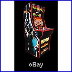 Mortal Kombat Arcade Machine Include I II III Games Retro Home Gaming Father Day