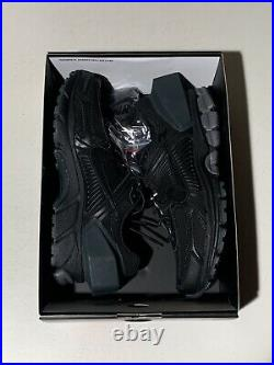 NEW NIKE ZOOM VOMERO 5 ACW A Cold Wall TRIPLE BLACK AT3152-001 Mens Size 8.5