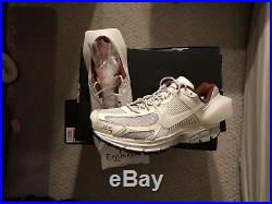 NEW Nike x A Cold Wall (ACW) Zoom Vomero 5 Sail Off White AT3152-100 Sz 9