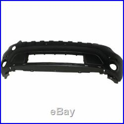 NEW Textured Front Lower Bumper Cover Fascia for 2011-2015 Ford Explorer with Fog