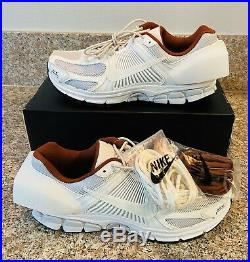 NIKE AIR ZOOM VOMERO 5 A COLD WALL ACW LAB SAIL OFF WHITE AT3152-100 Mens 10.5