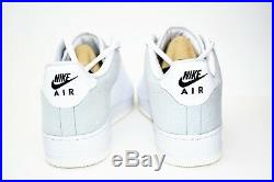 New Nike Air Force 1 Low'07 x A Cold Wall ACW Size 12 Limited White BQ6924-100