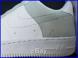 New Nike Air Force 1 Low'07 x A Cold Wall ACW Sz 7.5 Limited White BQ6924-100