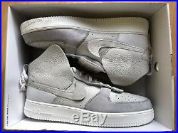new concept 9c3f0 63d04 Nike AF1 Air Force 1 High PSNY AO9292 001 Wolf Grey Sail 17 ...