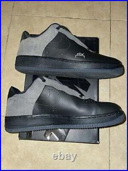 Nike Air Force 1 AF1 ACW Low x A Cold Wall Men's Sz 11