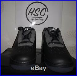 Nike Air Force 1 A Cold Wall ACW AF1 Black/Grey UK 9.5 US10.5 OFF WHITE