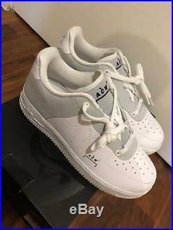 Nike Air Force 1 A Cold Wall White Uk6 Acw Af1