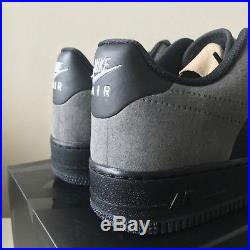 Nike Air Force 1 Low x A COLD WALL ACW Black UK 6 / EU 40