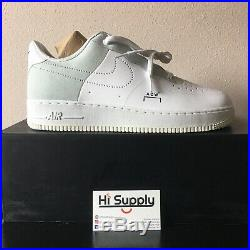 Nike Air Force 1 One ACW A Cold Wall Size 9.5 No Lid Rare BQ6924-100
