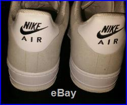 Nike Air Force 1 X A Cold Wall Size 14 DS AF1 X ACW WHITE