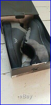Nike Air Force 1 x A Cold Wall ACW Black UK7 US8 (Quick sale!)