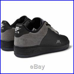 Nike Air Force 1 x A Cold Wall ACW Black UK 10.5 US 11.5