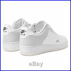 Nike Air Force 1 x A Cold Wall ACW White UK 7.5 US 8.5