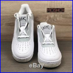 Nike Air Force 1 x A Cold Wall UK 8.5 White ACW