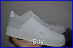 Nike Air Force 1 x A-Cold-Wall White UK5.5 US6 EU38.5 AF1 ACW Samuel Ross Low