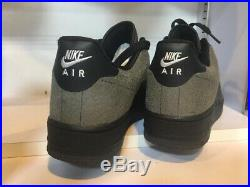 Nike Air Force ACW 1' 07 Black SIZE US 8 EUR 41