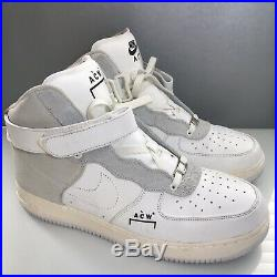 Nike Air force 1 ACW Cold Wall Samuel Ross