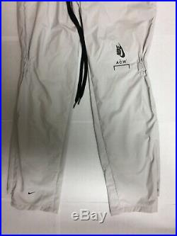 Nike Lab X A Cold Wall NRG Pant Size Small S AQ0435-092 ACW