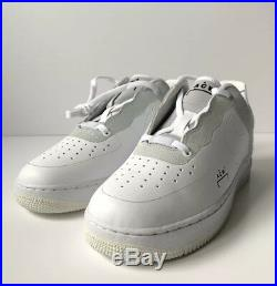 Nike X ACW A Cold Wall Air Force 1 White UK8 Brand New In Box Rare Collab